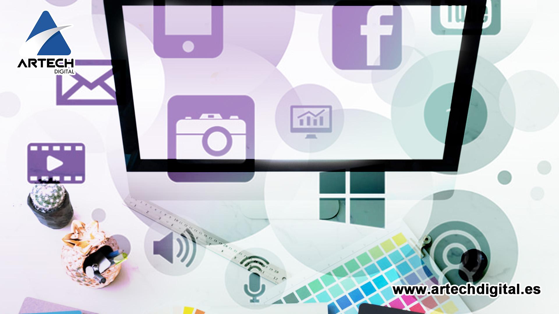 Contenido 2.0 - Artech Digital España