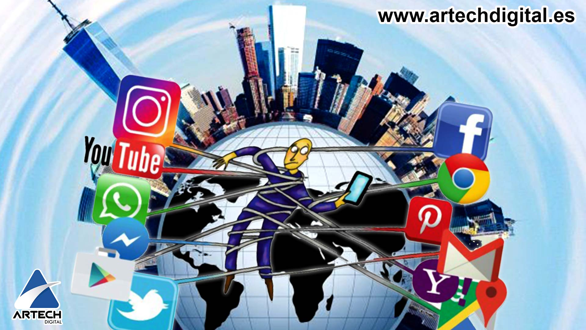 estrategias de redes sociales - Artech Digital