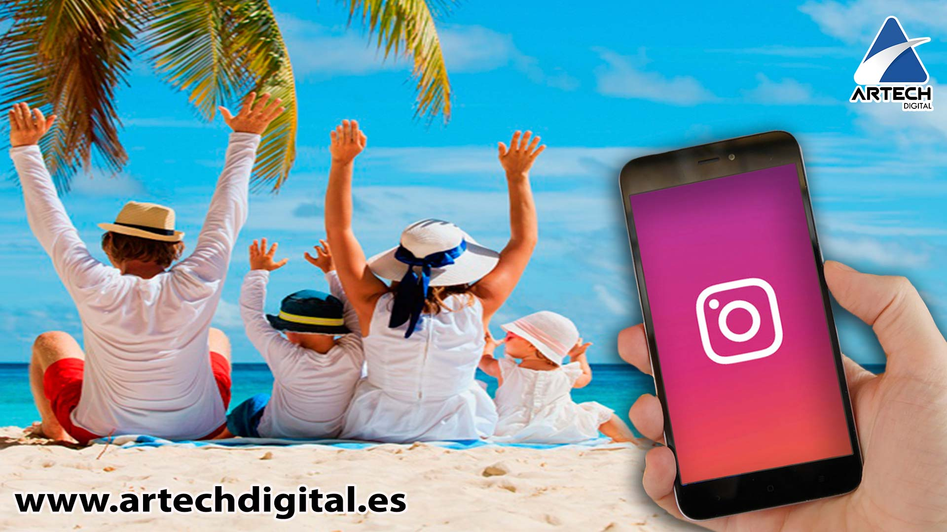 Marketing en instagram-artechdigital.es