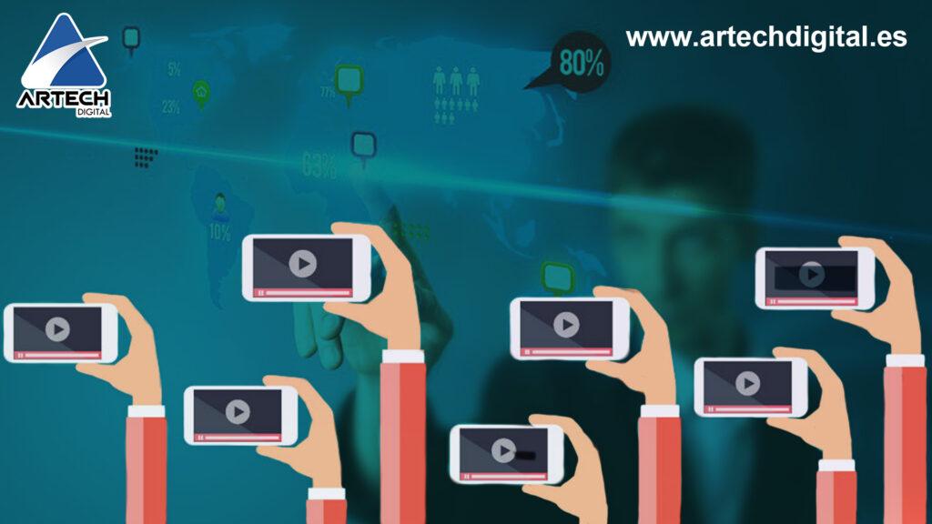 publicidad en vídeo - Artech digital