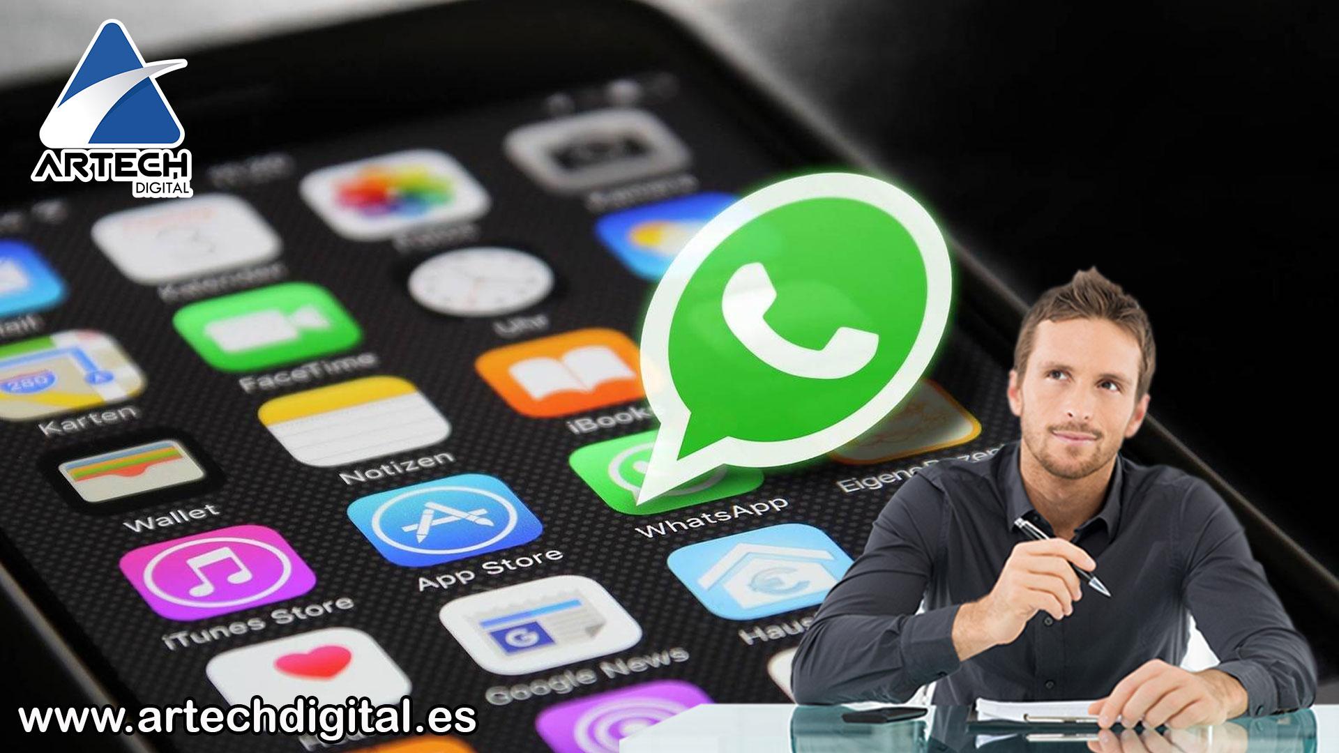 App más usada en España - Artech Digital