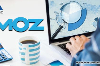 Moz - herramienta SEO - artech digital
