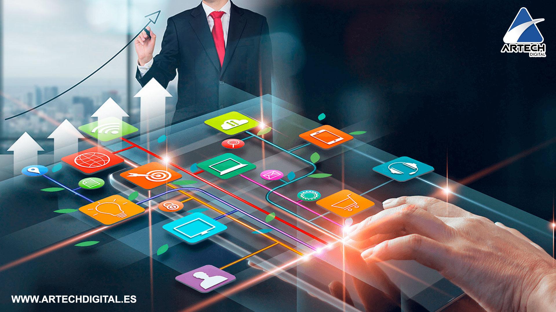Desafíos en medios digitales - Artech Digital